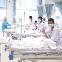 I piccoli pazienti in ospedale