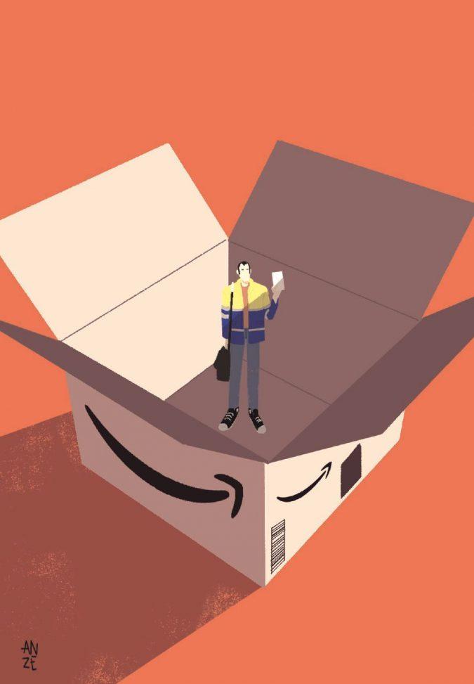 Amazon e Poste, perché l'intesa rischia di indebolire il mercato