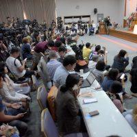 Mille giornalisti accreditati
