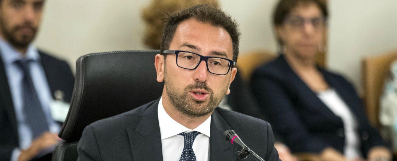 """Giustizia, Bonafede al Parlamento: """"Stop a riforma intercettazioni. Lotta alla corruzione architrave della nostra azione"""""""