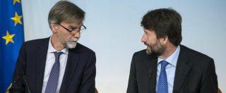 """Pd, Delrio sta con Franceschini: """"Dialogo col M5s utile al Paese"""". I renziani: """"Sul decreto dignità? Dibattito assurdo"""""""
