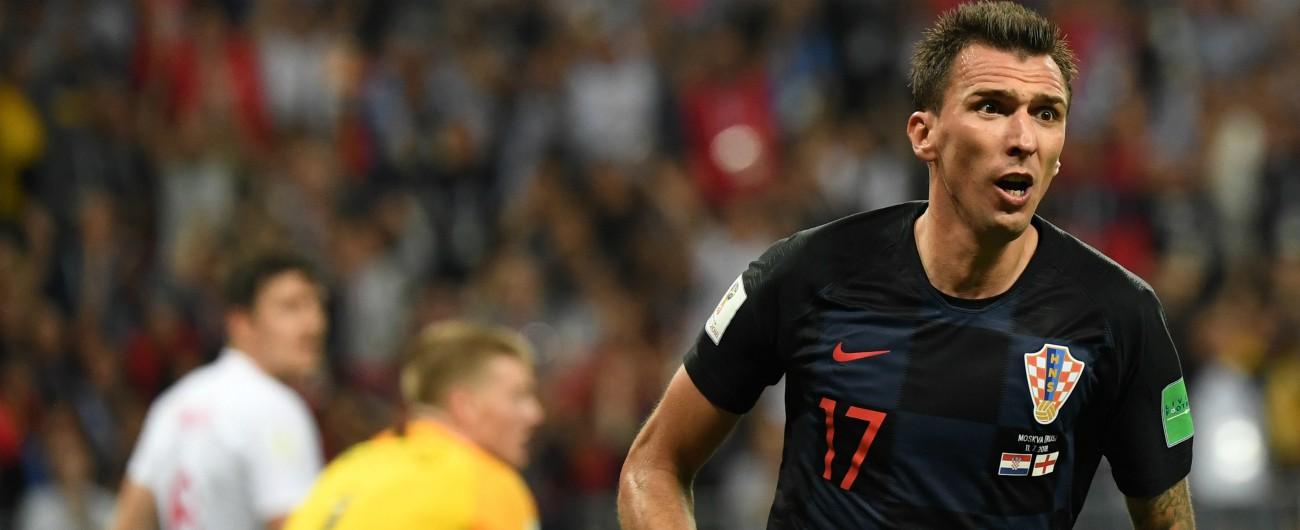 Russia 2018, Perisic e Mandzukic fanno la storia: Inghilterra ko, Croazia in finale per la prima volta