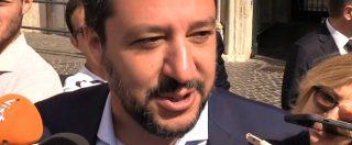 """Migranti, Salvini: """"Nave Diciotti? Arriverò a Innsbruck con la soluzione. Chi ha aggredito andrà in galera"""""""