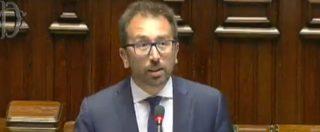 """Tribunale Bari, Bonafede: """"Mi scuso per aver scritto su Facebook, ma mi aspettavo interventi di merito, tant'è… """""""