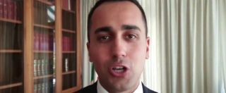 """Vitalizi, l'annuncio di Di Maio su Facebook: """"Abbiamo abolito i vitalizi agli ex parlamentari. Soldi tolti ai privilegiati"""""""