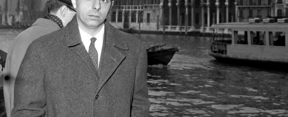 """Piero Piccioni, il grande """"epperò"""" del cinema che musicò Albertone"""