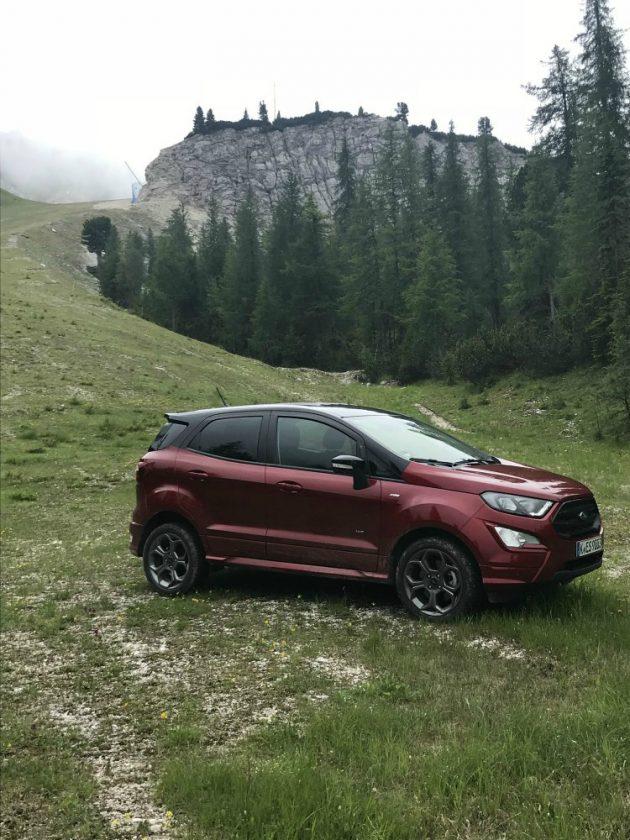 Ford Ecosport 4WD    la prova de Il Fatto it – E' ora di mettere le ruote fuori