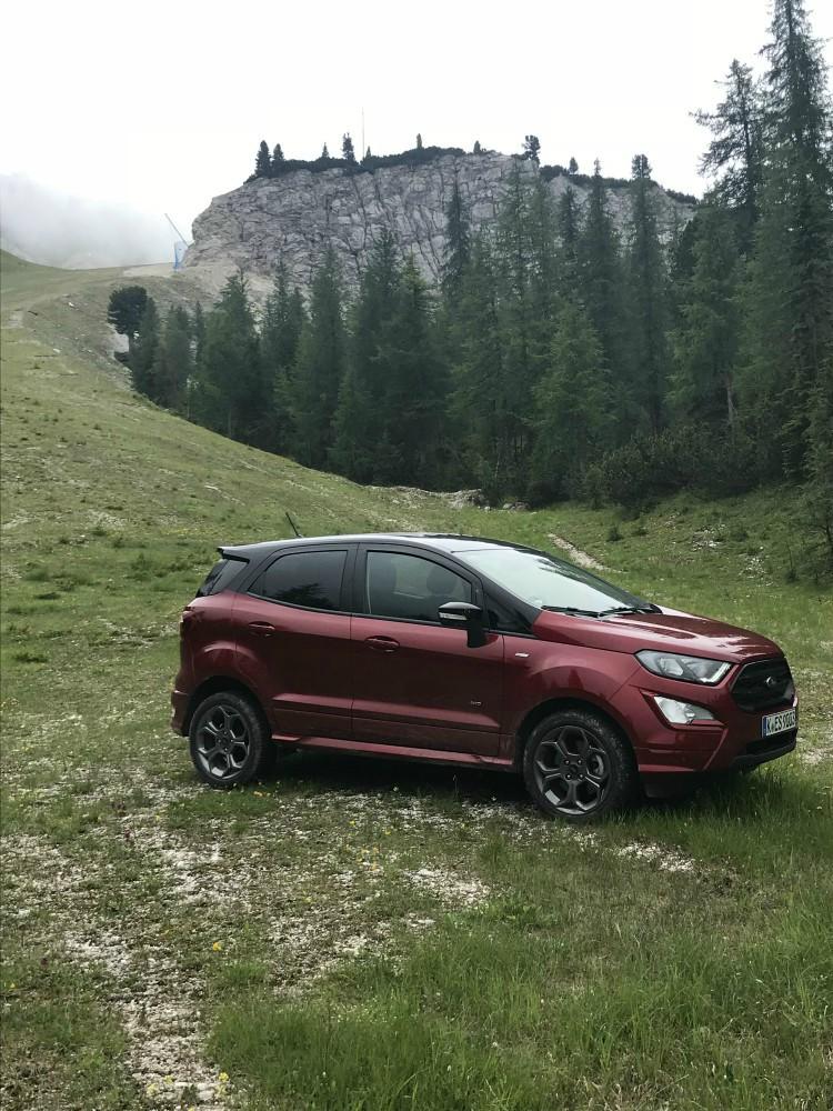 Ford Ecosport 4wd La Prova De Il Fatto It E Ora Di