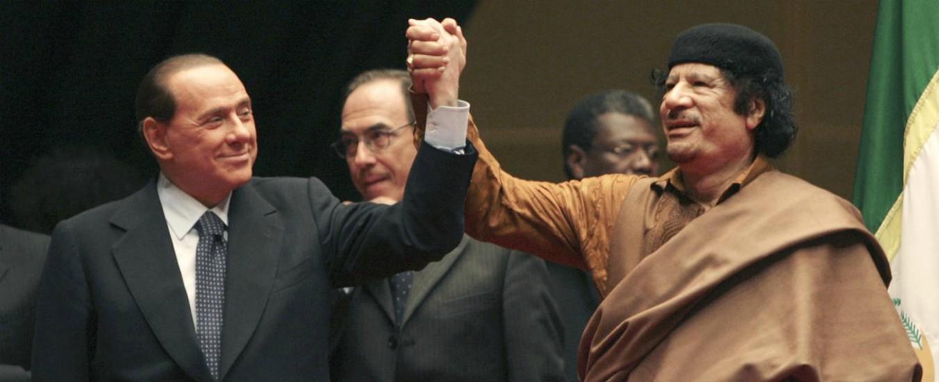 Italia-Libia, non basta il sostegno alla Guardia Costiera. Va ripreso il dossier Berlusconi-Gheddafi
