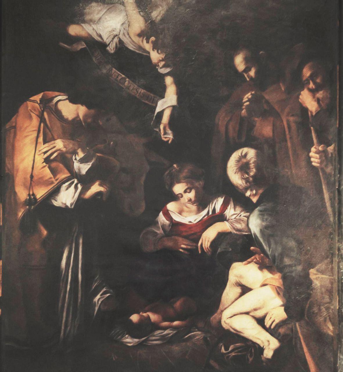"""""""La mia Natività è viva"""". Sulle tracce del Caravaggio"""