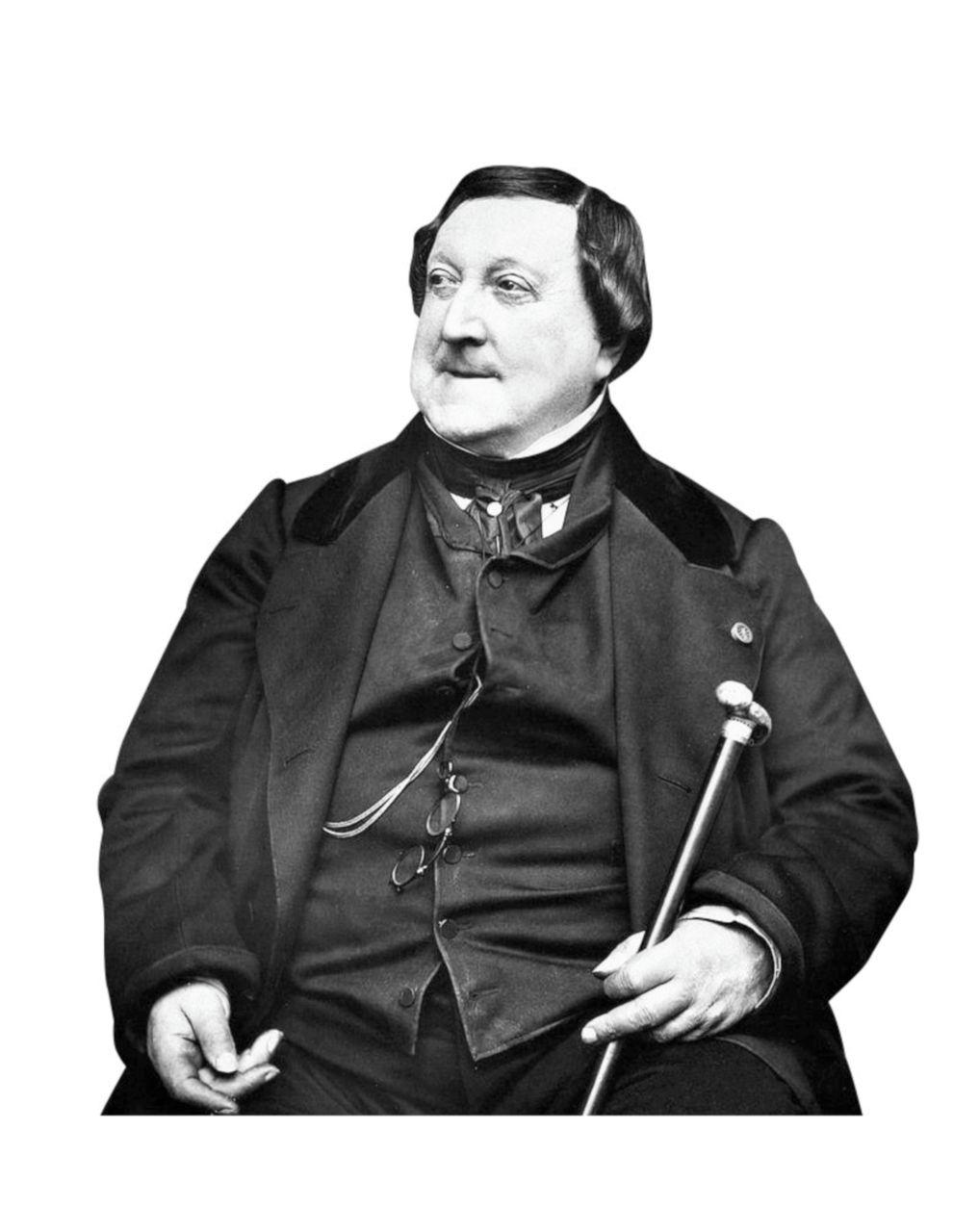 Gioacchino Rossini, il genio alla fine preferì il silenzio