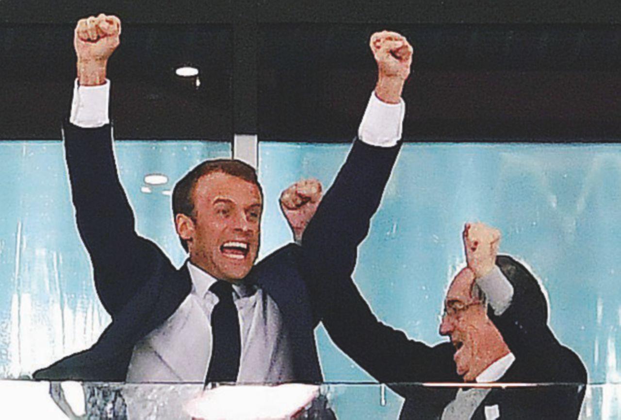 """""""Liberté, égalité, Mbappé"""" Macron si butta sui Bleus"""