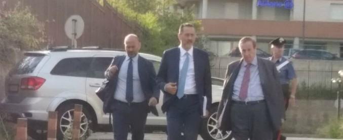 """Basilicata, Pittella interrogato nega tutte le accuse: """"Esclusa ogni responsabilità"""""""