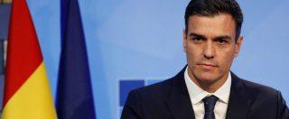 Spagna, Parlamento boccia la Finanziaria 2019. Si va verso le elezioni anticipate