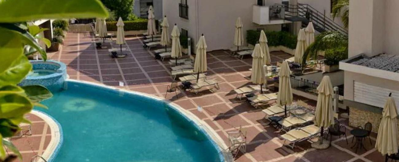 Sperlonga, 4 indagati per la morte della 13enne nella piscina dell'hotel