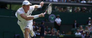 Wimbledon, sei ore e 35 minuti di maratona per il primo finalista: Kevin Anderson stende John Isner
