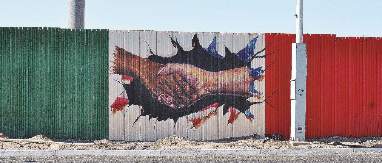 Tijuana, il mondo perduto nascosto dal muro – Il reportage di Alessandro Di Battista (2)