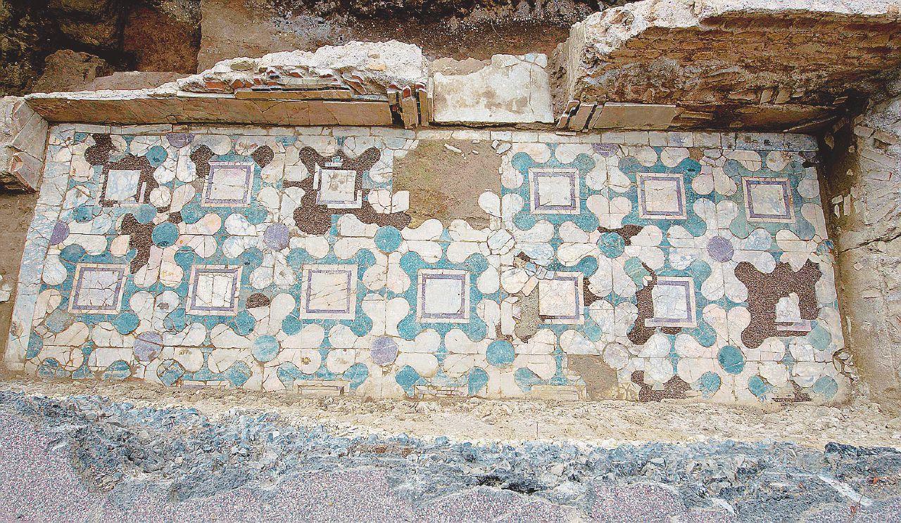 Giallo a Ponte Milvio: una basilica cristiana sul Tevere?