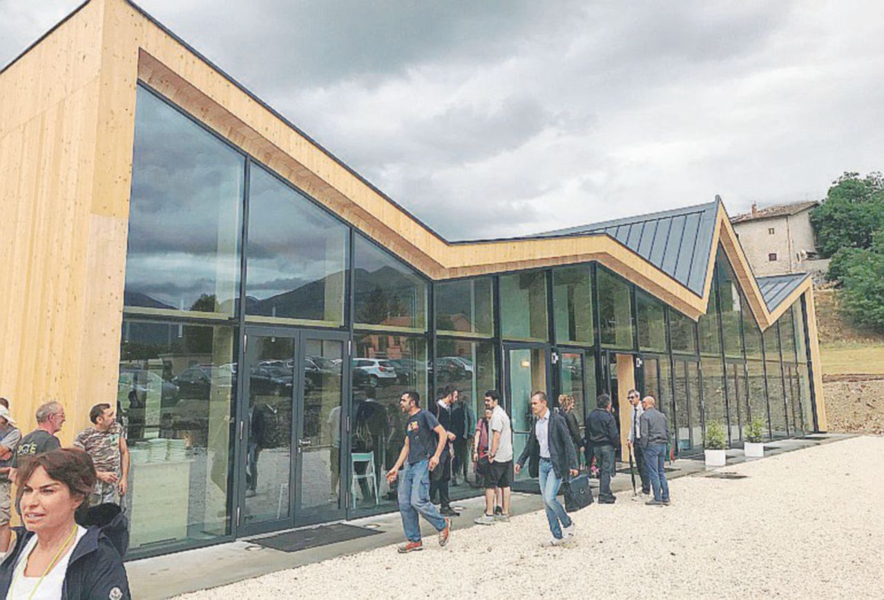 Centro Boeri a Norcia, annullato il sequestro