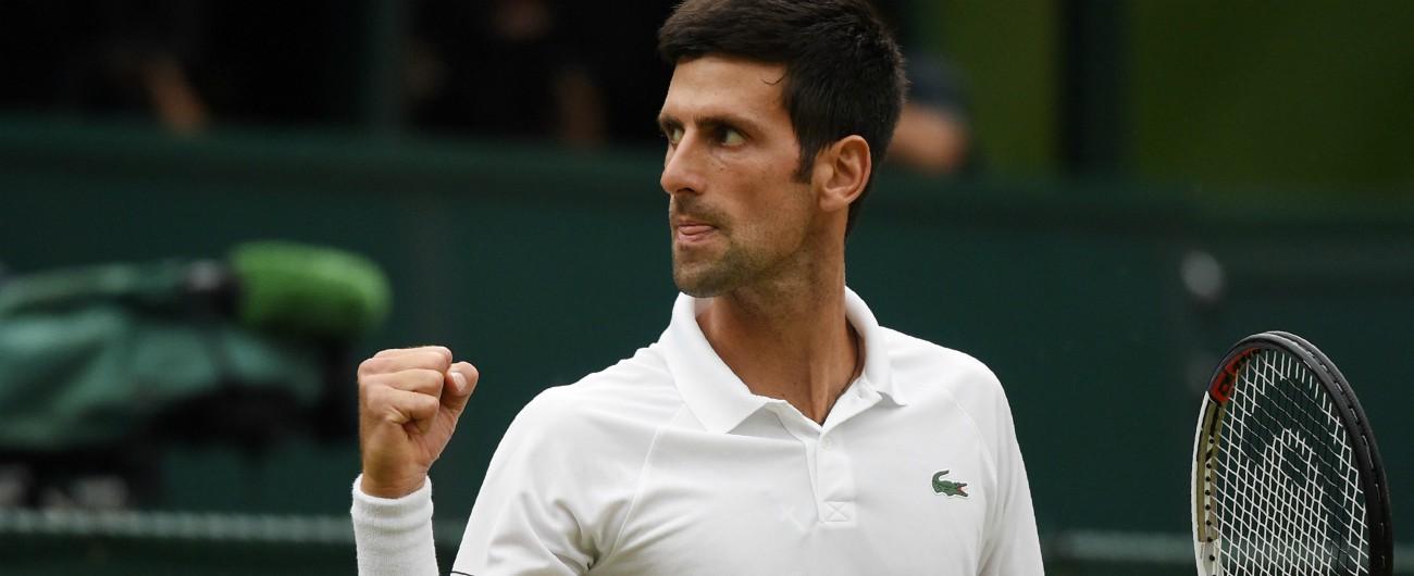 Wimbledon 2018, Djokovic batte Nadal al 5° set e riconquista la finale di uno Slam. Kerber vince il torneo femminile