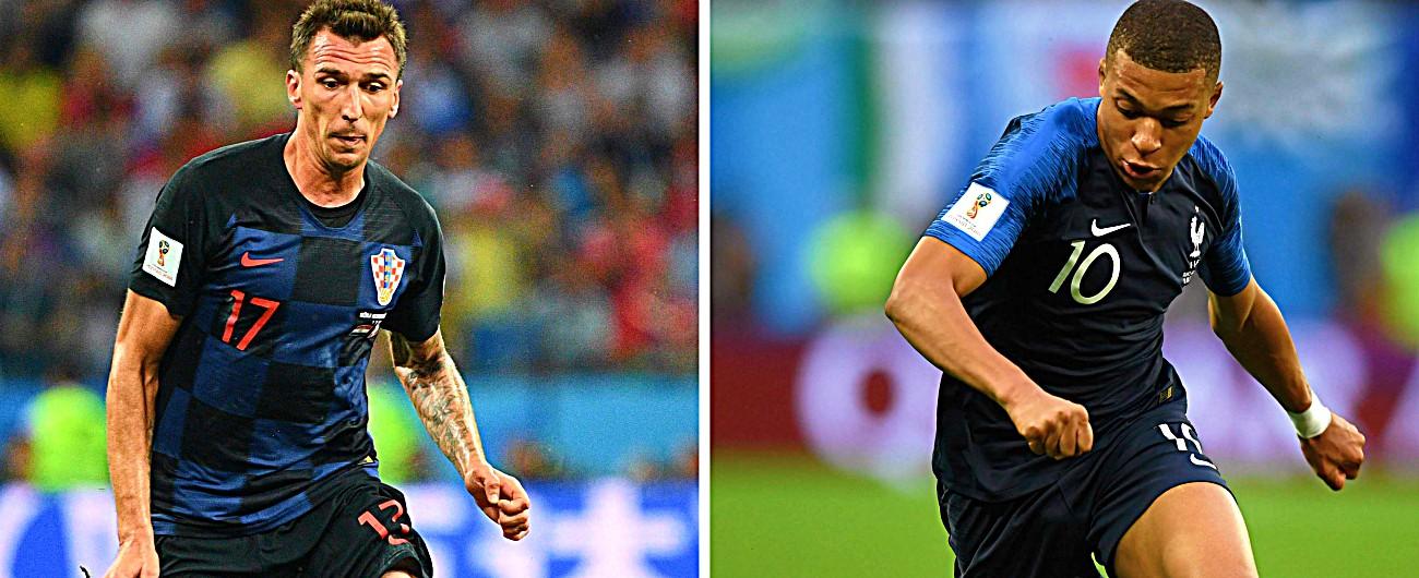 Finale Mondiali 2018, Francia-Croazia: ecco la sfida tra una grande favorita e una outsider assoluta