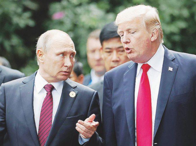 Trump-Putin come Bush-Gorbaciov un rischiatutto per l'americano