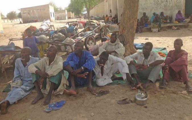 I fantasmi dei boschi in fuga perenne da Boko Haram