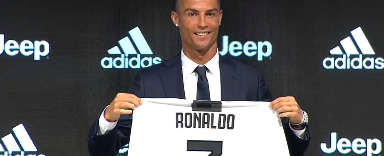 """Juventus, Cristiano Ronaldo si presenta: """"Voglio lasciare il segno nella storia del club. Lotteremo per vincere Champions"""""""