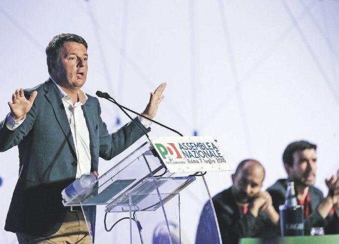 """""""A Zingaretti dico: adesso nel Pd cambiamo dirigenti e politiche"""""""