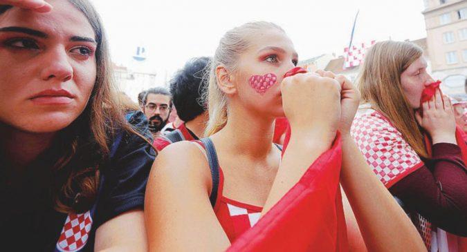 """Le voci tristi di Zagabria:  """"Come le olimpiadi del 36 ma senza Jesse Owens"""""""