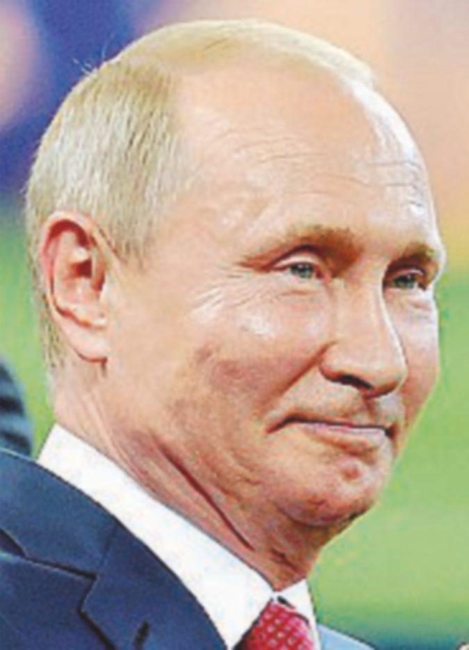 """""""Vlad Putin non si è ripulito ma l'opposizione è debole"""""""