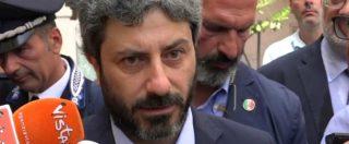 """Scontro Di Maio-Boeri, Fico: """"Complotto in decreto dignità? Se lo dice Luigi ci credo"""""""