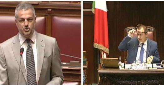 Decreto terremoto, alla Camera la discussione ma il governo è assente: seduta sospesa. Alla ripresa le proteste di Pd e FI