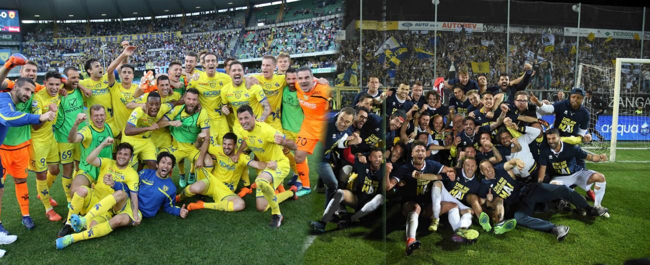 Chievo e Parma rischiano grosso