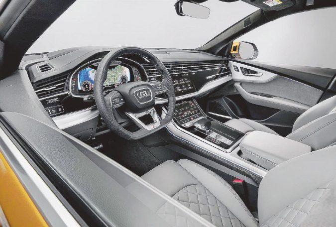 La battaglia suv-coupé. Audi si presenta con la Q8