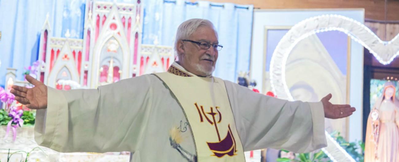 """Padre Zanotti, le accuse di un giovane al frate fondatore di Oasi 7: """"Ha abusato di me nella sua comunità"""""""