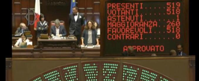 """Antimafia, via libera alla Camera all'istituzione della commissione. Che avrà nuovi poteri sulle """"liste pulite"""""""