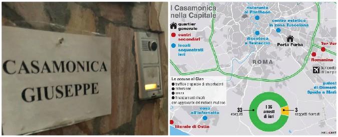 Casamonica, i rapporti con la 'ndrangheta e quelli con la banda della Magliana: così il clan familiare si è trasformato in mafia