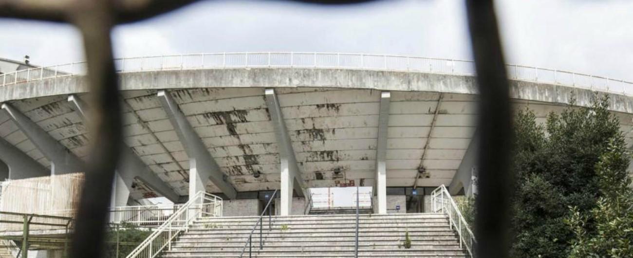 """Roma, lo Stadio Flaminio verso la tutela della Soprintendenza: """"Si riconosce il valore dell'opera. Ora il recupero"""""""