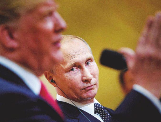 Trump&Putin, più che Helsinki sembra il raid di Pearl Harbour