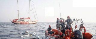 """Open Arms, Marina libica nega accuse. Palazzotto: """"Due interventi diversi"""". Cronista conferma: """"C'era altra missione"""""""