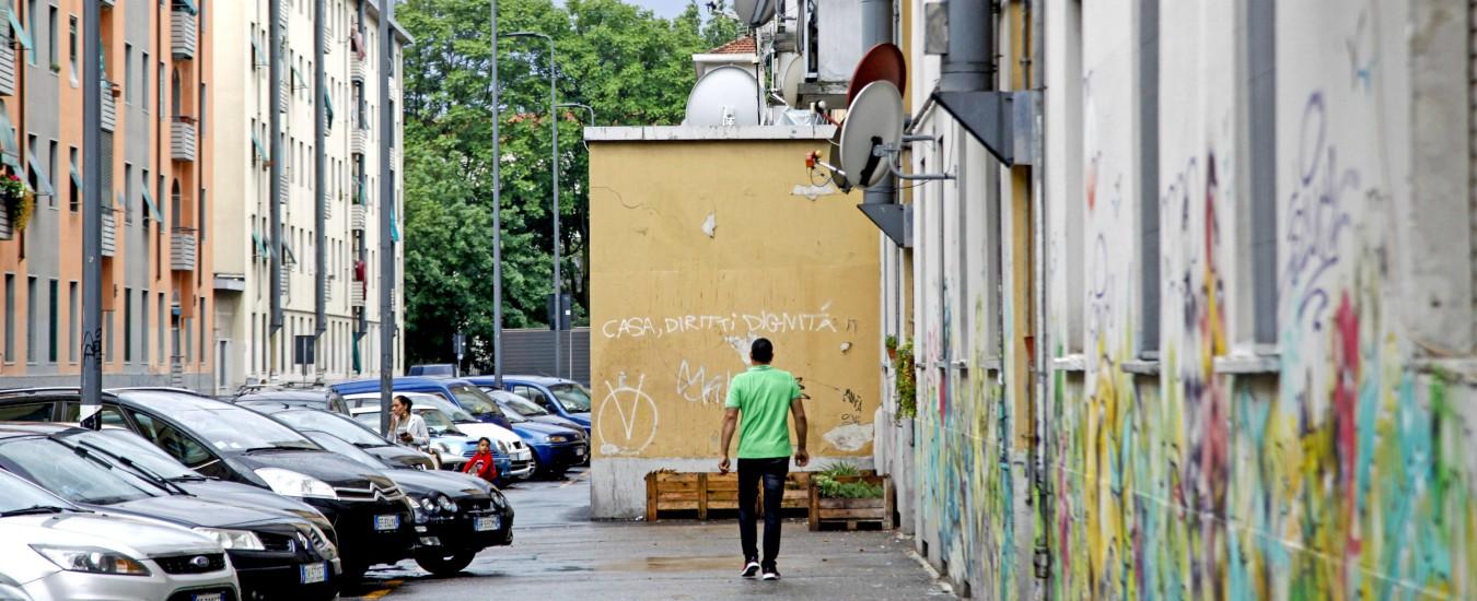 Case popolari, gli slogan contro lo straniero funzionano poco