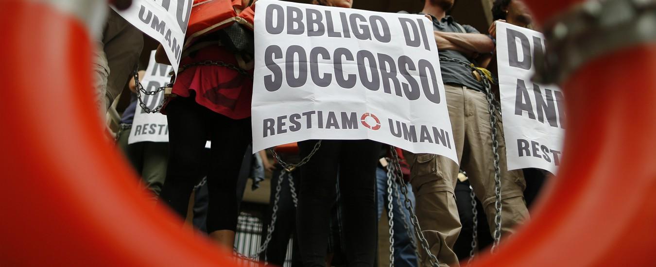 Migranti: le politiche di Salvini sono disumane, illecite e sbagliate