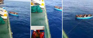 """Migranti, nave con 40 salvati a bordo bloccata da giorni nel Mediterraneo: """"Ma Tunisia, Italia e Malta non la accolgono"""""""