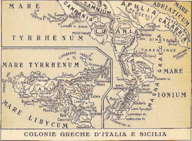 Italo, tutto iniziò qui in Calabria molto prima di Ettore e Achille