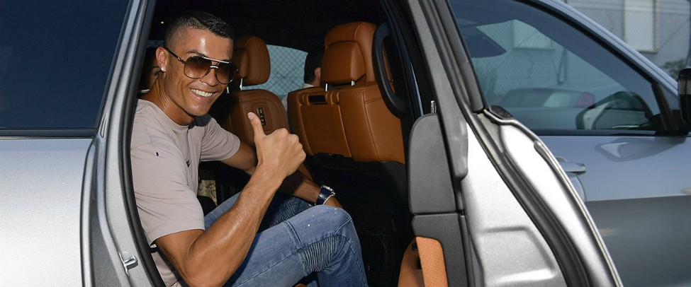Cristiano Ronaldo, un garage da favola. E ora c'è pure una Jeep da 700 cavalli