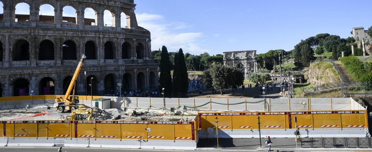Metro C Roma, truffa da 320 milioni, falso e corruzione: in 25 verso il processo. Tra loro Improta, Alemanno e Incalza