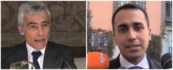 Boeri, tregua con Di Maio: 'Collaborazione istituzionale' per la conversione del decreto Dignità e la legge di Bilancio