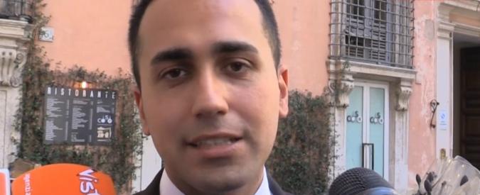 """Decreto dignità, Di Maio: """"Boeri? Non ho potere di rimuoverlo, ma dovrebbe dimettersi"""""""