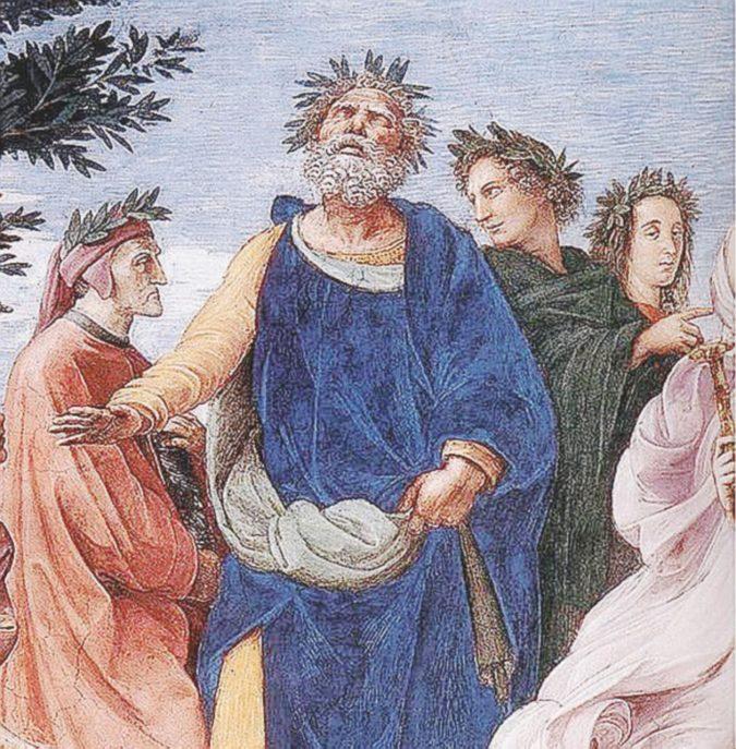 Tutto ebbe inizio con la poesia di Virgilio